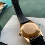 Rolex Datejust Roségold sehr selten B+P